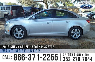 image Chevrolet Cruze Front Wheel Drive