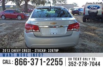 image Chevy Cruze Gainesville Fl Exit #399 on I-75