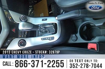 27k Miles Chevrolet Cruze For Sale
