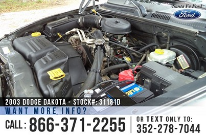 Dodge Dakota SXT 3.9L for sale near Gainesville