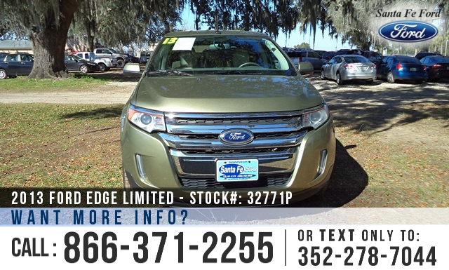 image Ford Edge Front Wheel Drive