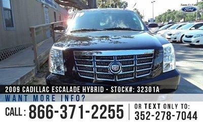 image of Cadillac Escalade RWD SUV