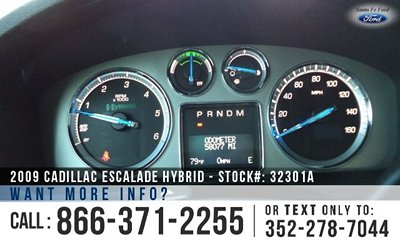 Cadillac Escalade Hybrid 6.0L for sale near Gainesville