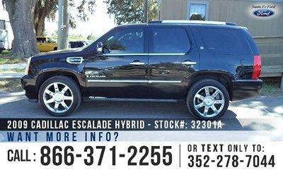 image Cadillac Escalade Rear Wheel Drive
