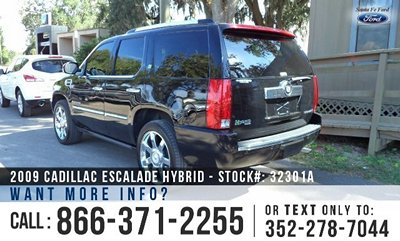 image Cadillac Escalade Gainesville Fl Exit #399 on I-75