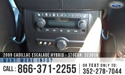 57k Miles Cadillac Escalade For Sale