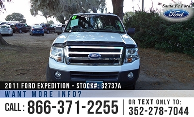 image of Ford Expedition RWD SUV