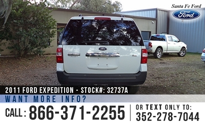 image Ford Expedition Rear Wheel Drive