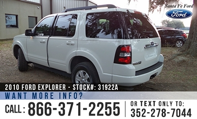 Ford Explorer for Sale! 1-866-371-2255
