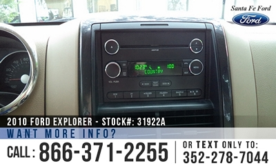 Ford Explorer XLT for sale near Gainesville