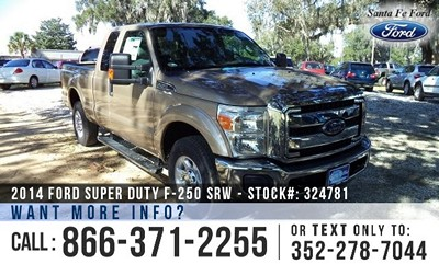 image of Ford F-250 RWD Truck