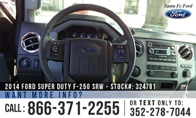 Ford F-250 SRW V8 6.2L for sale near Gainesville