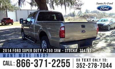Ford F-250 for Sale! 1-866-371-2255