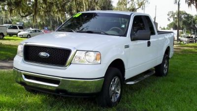 image of Ford F-150 4x4 Pickup Truck