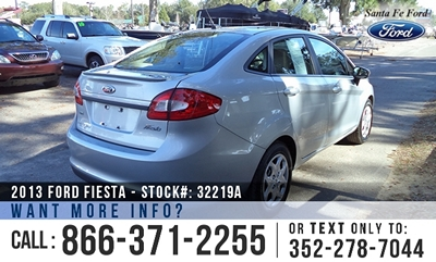 Ford Fiesta for Sale! 1-866-371-2255
