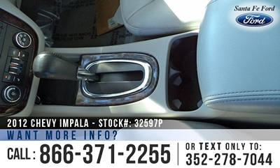 Chevrolet Impala LTZ for sale near Gainesville