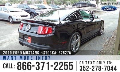 image Ford Mustang Roush 427R Gainesville Fl Exit #399 on I-75