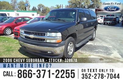 image of Chevy Suburban RWD SUV