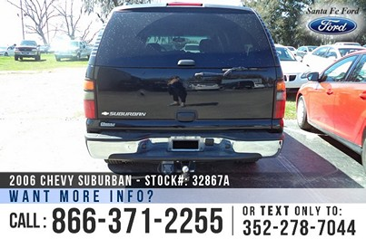 Chevy Suburban Automatic For Sale
