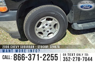 Chevy Suburban Gainesville Florida