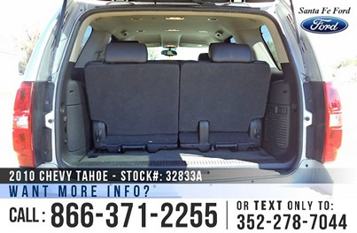 Chevy Tahoe for sale near Gainesville