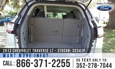 Chevrolet Traverse for sale near Gainesville