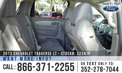 Chevy Traverse LT V6 3.6L for sale near Gainesville
