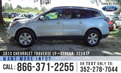 image Chevrolet Traverse Front Wheel Drive