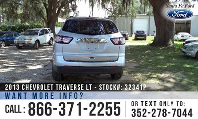 image Chevy Traverse Gainesville Fl Exit #399 on I-75