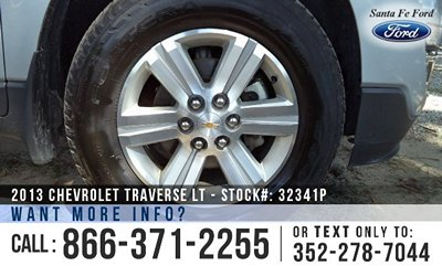 Chevy Traverse Automatic For Sale