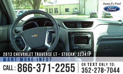 Did you see the Youtube video of this Chevrolet SUV?