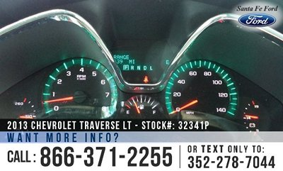 Chevy Traverse Gainesville Florida