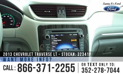 Chevrolet Traverse LT for sale near Gainesville
