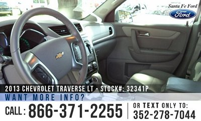 12k Miles Chevy Traverse For Sale