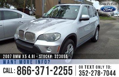 image of BMW X5 AWD SUV