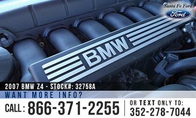 BMW Z4 for sale near Gainesville