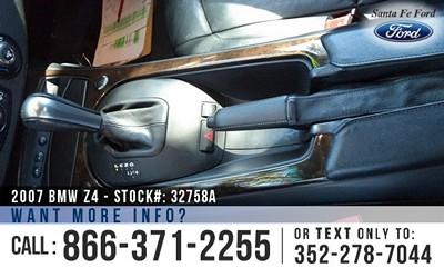 BMW Z4 30i for sale near Gainesville